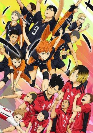 Когда выйдет 5 серия 2 сезона сериала Волейбол!!?