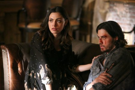 Когда выйдет 9 серия 3 сезона сериала Древние / Первородные?
