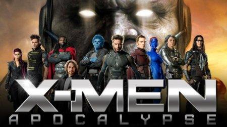 Когда выйдет фильм Люди Икс: Апокалипсис?
