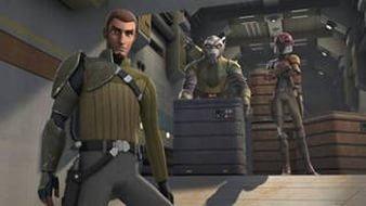 Когда выйдет 1 серия 3 сезона сериала Звездные войны: Повстанцы?